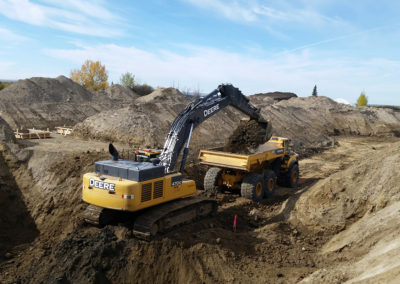 Earthworks Subcontractor – North Battleford Psychiatric Centre